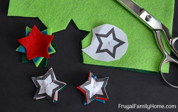 Beautiful Unique Christmas ornaments you can make yourself.