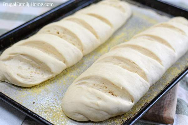How to make french bread, The Best Homemade French Bread Recipe ~ Only 5 ingredients needed to make your own crusty and delicious french bread at home. This is a tried and true easy recipe we use all the time that only cost $.17 a loaf. It always turns out delicious and pretty too.