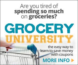 Sign up for Grocery University