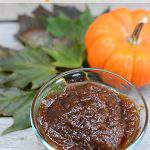 Quick and Easy Homemade Pumpkin Butter, this is a simple recipe for from scratch pumpkin butter that can be made in about 20 minutes. Plus you'll find 8 uses for your yummy pumpkin butter too.