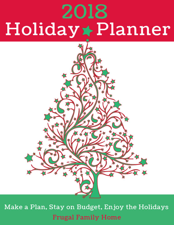 Get the free 2018 Holiday planner banner